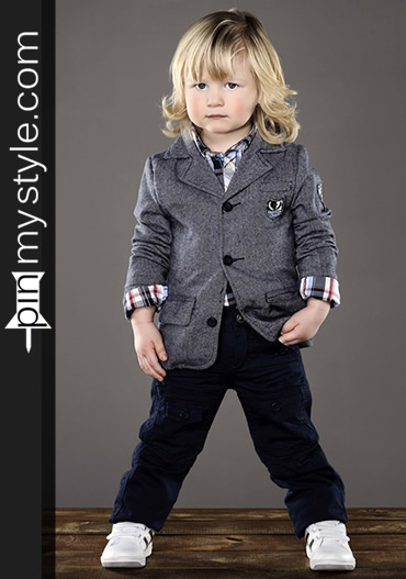 Latest Boys Fashion Smart Waistcoat and Jeans
