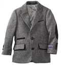 Latest Boys Fashion Featured Grey Boys Isaac Michael Waistcoat