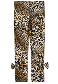 Girls Pants Leopard Outfit by Sunny Fashion