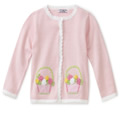Girl's Pink Sweater Outfit by Hartstrings