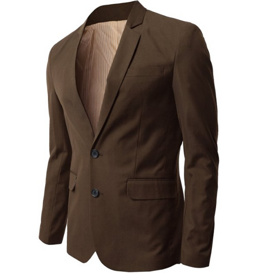 Pin My Styleu00bb Mens Fashion - Brown Blazer with Jeans Look