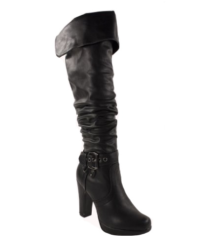 Long Black Boots For Women