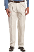 Beige Slacks by Haggar