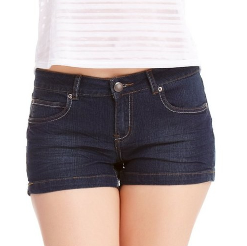 Stay stylish as the weather heats up in denim shorts at eacvuazs.ga! Keep cool yet chic with styles like destroyed or high-waisted denim shorts.