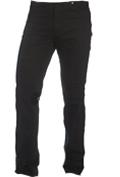 Mens Black Cowboy Cut Jeans by Wrangler