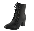 Womens Black Combat Boots Outfits by Elegant