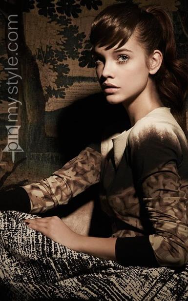 Womens Leopard Fashion Shirt and Maxi Skirt
