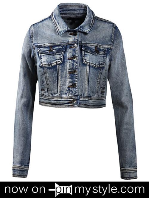 Sleeveless Jean Jacket For Women